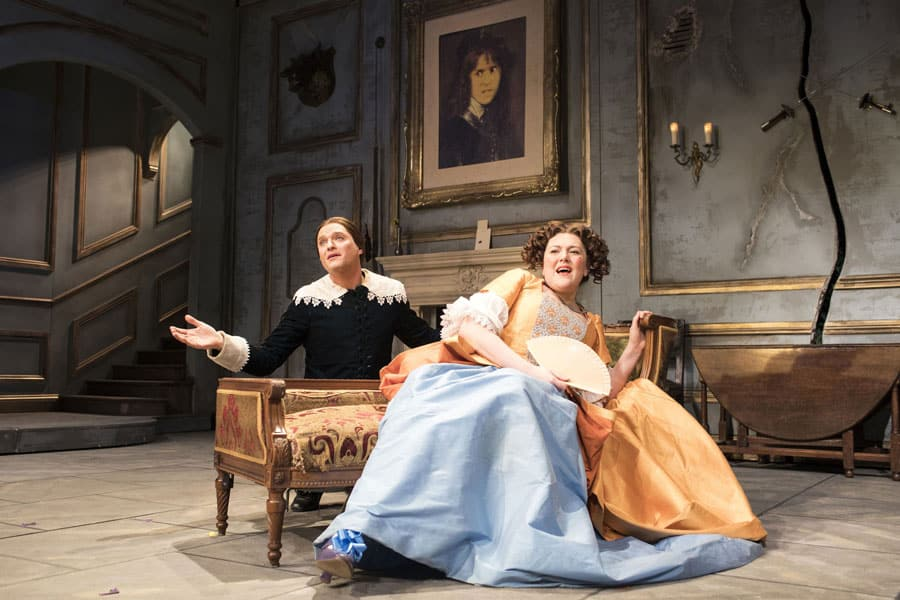 Book now for The Miser at Garrick Theatre