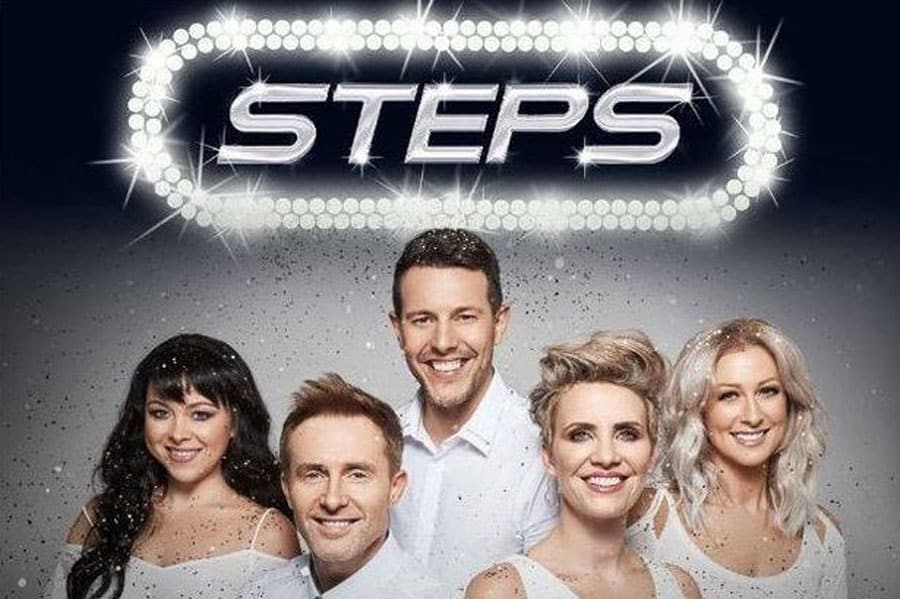 STEPS UK TOUR TICKETS