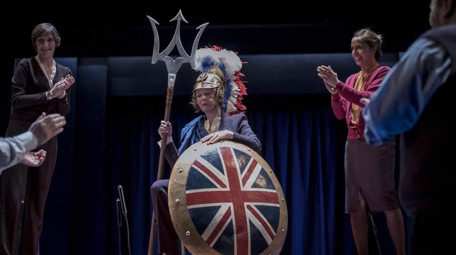 My Country at the National Theatre