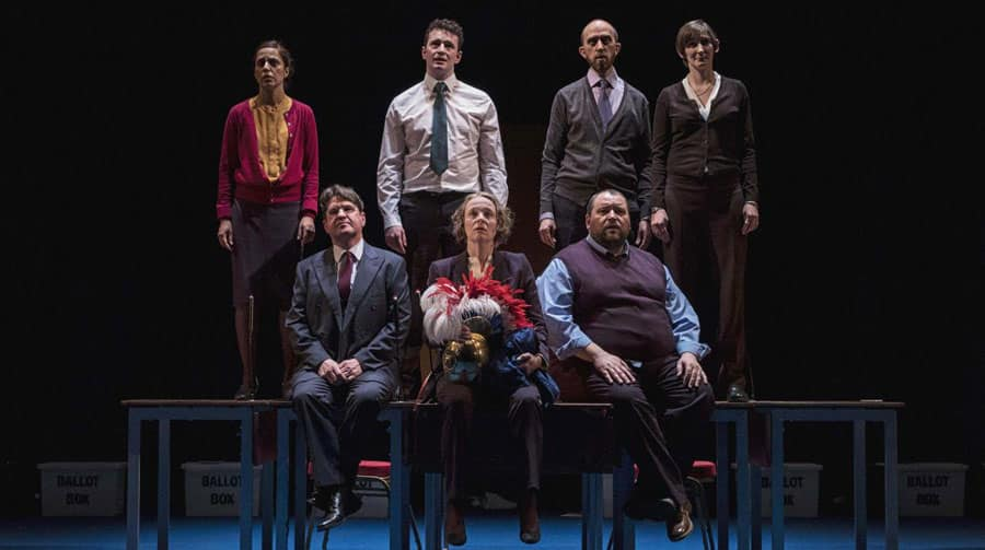REVIEW: My Country - A Work In Progress, National Theatre ✭✭✭✭✭