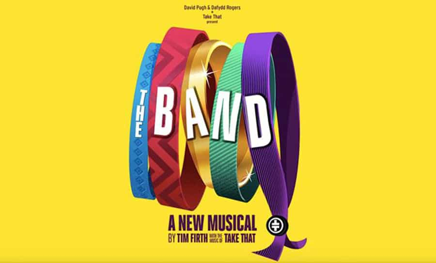 The Band musical uk tour 2020