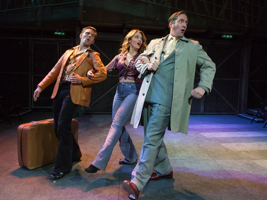 The Life at Southwark Playhouse