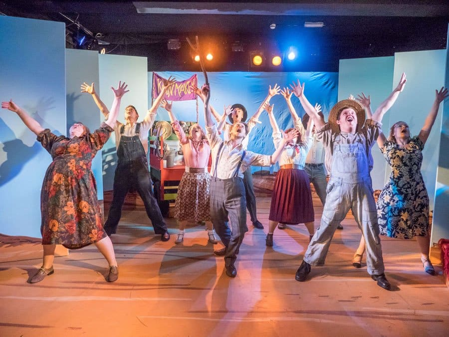 110 In The Shade the musical at Ye Olde Rose and Crowne