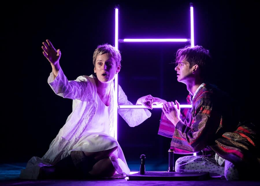 Angels In America Perestroika at the National Theatre