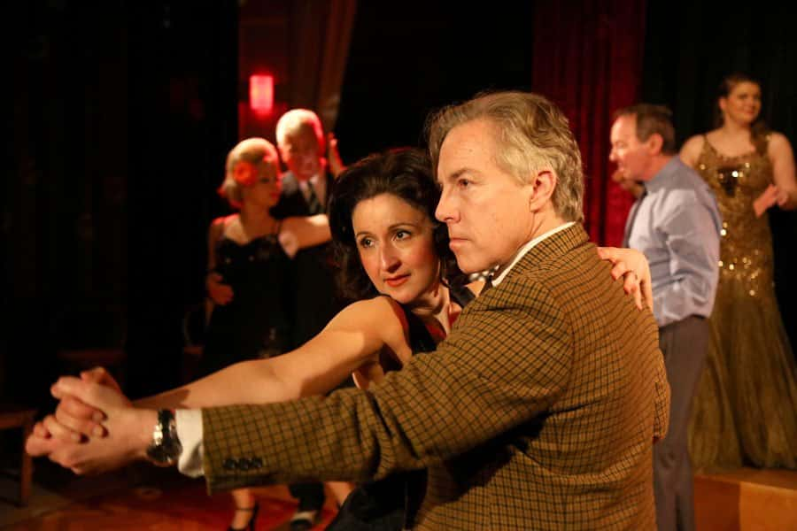 Book tickets to Ballroom at Waterloo East Theatre