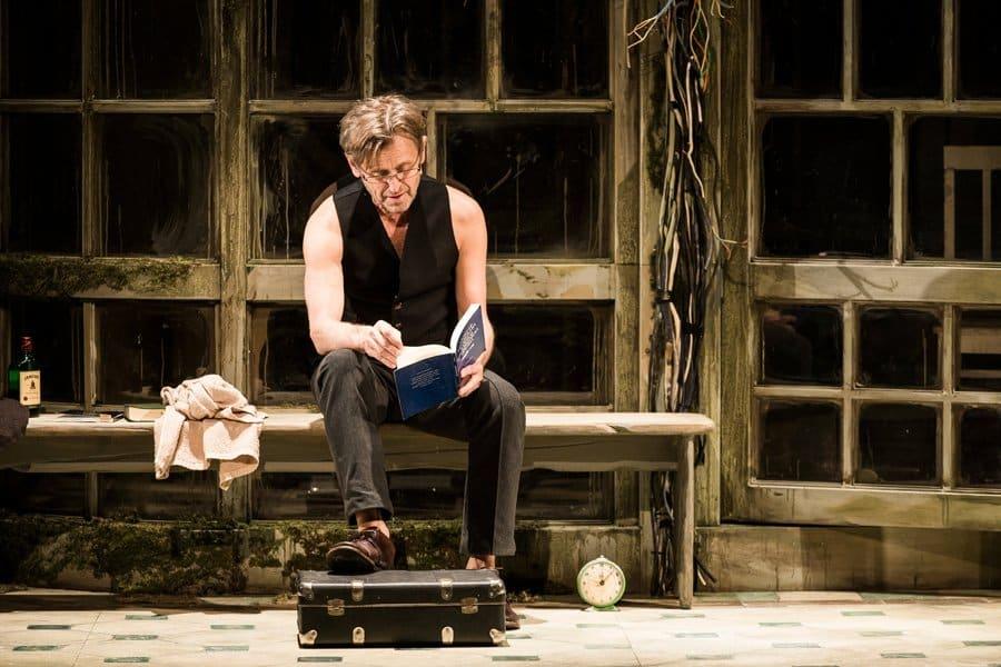 Book tickets for Brodsky Baryshnikov at the Apollo Theatre