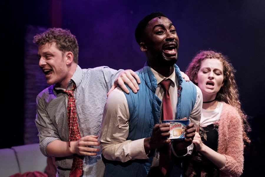 Tick Tick Boom a musical by Jonathan Larson