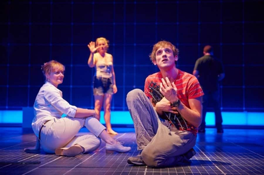 Graham Butler in The Curious Incident Of The Dog In The Night Time