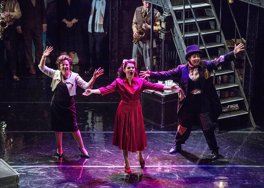 Book tickets for Judy at Arts Theatre