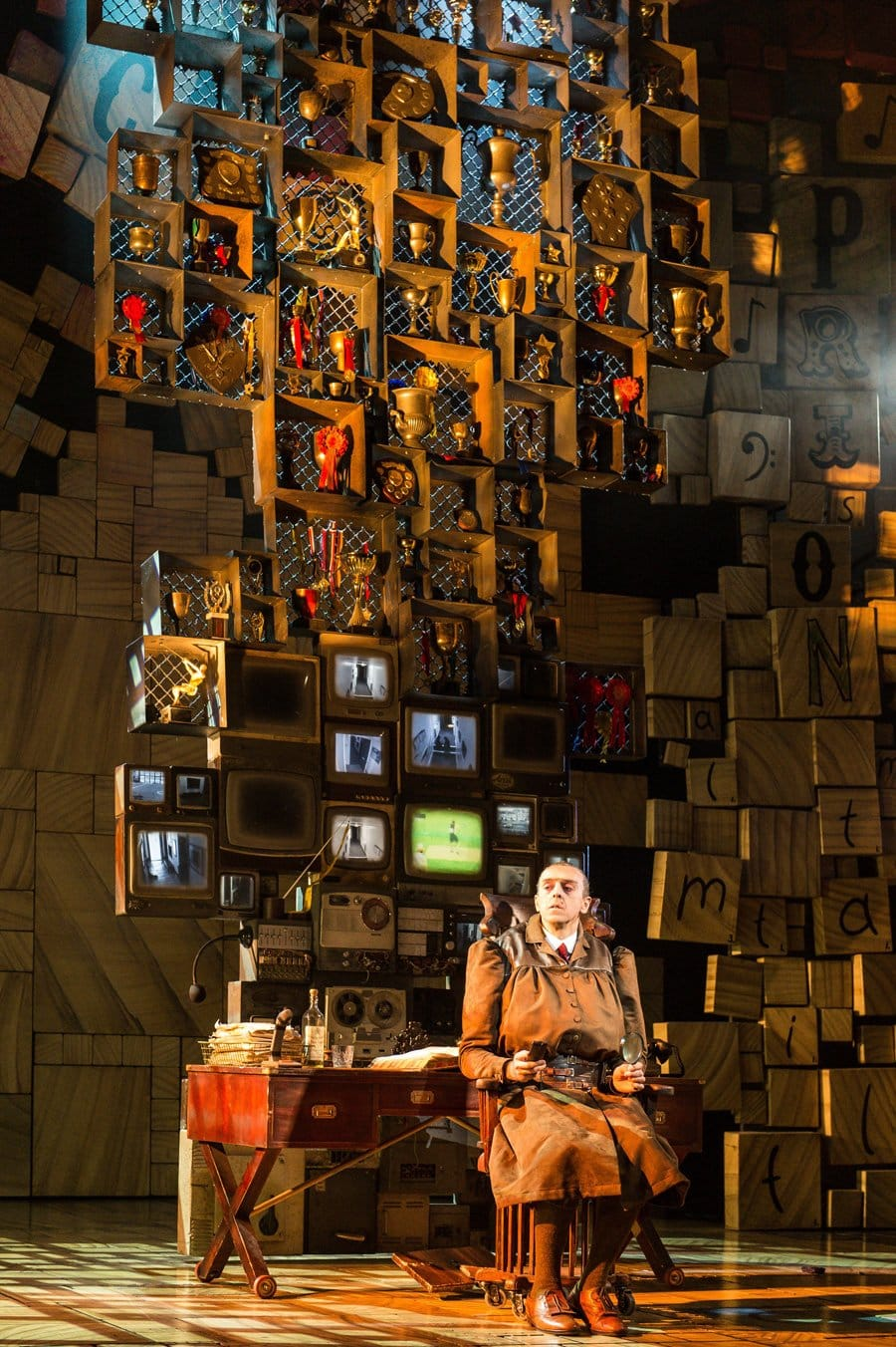Book now for Matilda the musical at the Cambridge Theatre and UK Tour