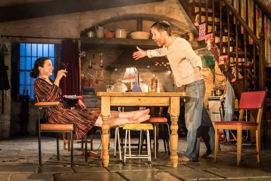 The Ferryman at Royal Court Theatre