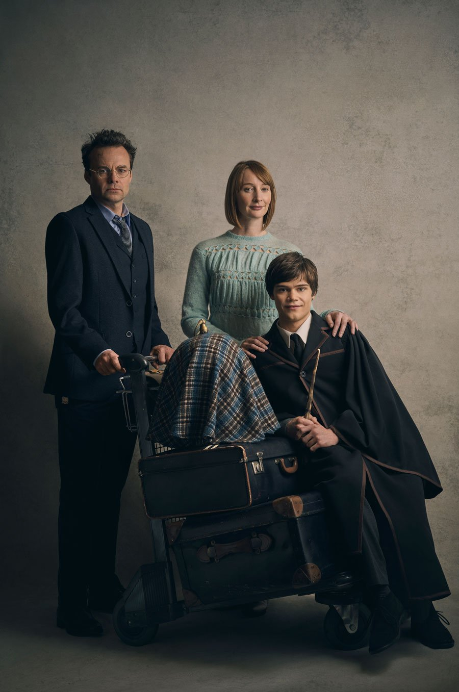 Harry Potter and the Cursed Child new cast portraits - May 2017