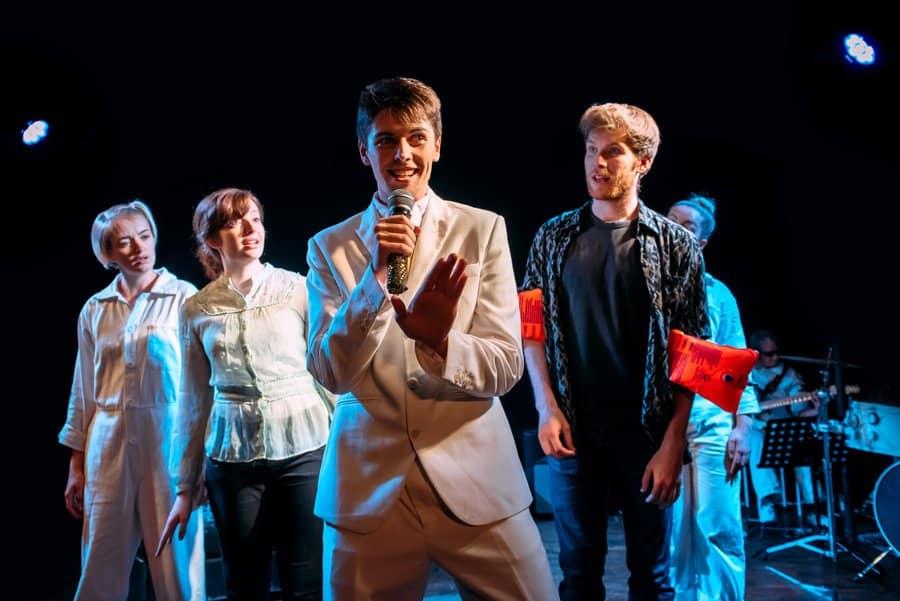 The Quentin Dentin Show at Tristan Bates Theatre