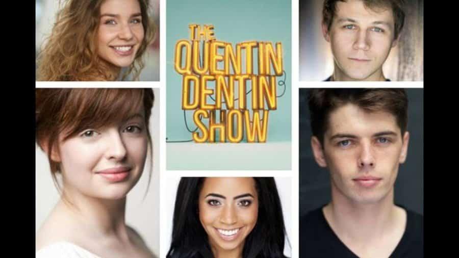 Quentin Dentin Show at Tristan Bates Theatre