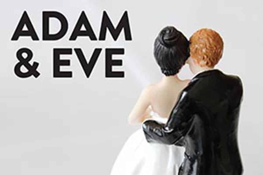 Adam and Eve presented by Broken Silence Theatre at the Jack Studio Theatre