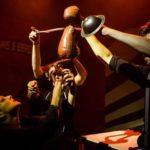 Boris and Sergey's Preposterous Improvisation Experiment