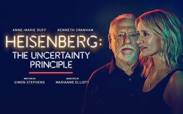 Heisenberg Tickets BritishTheatrecom