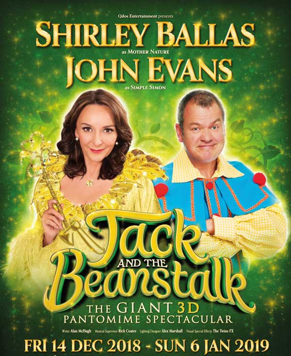 Jack and the Beanstalk Panto Tickets in Liverpool