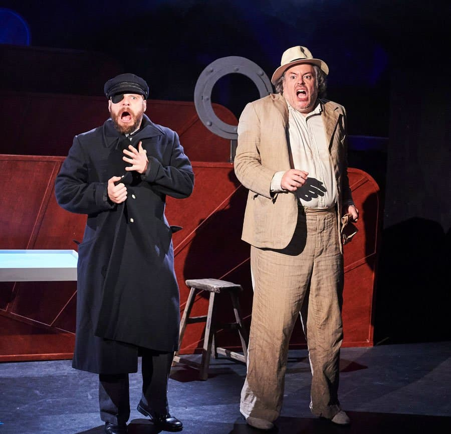 Daniel Clarkson's comedy King Kong at The Vaults