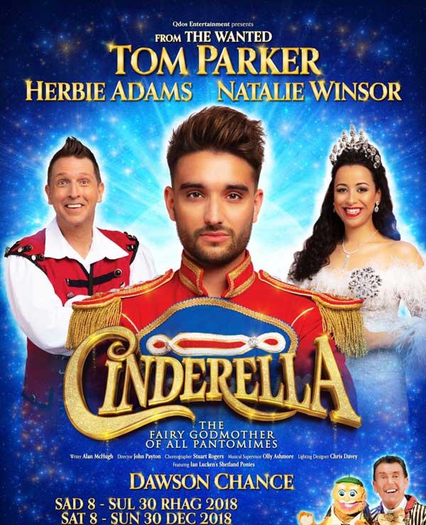 Cinderella Panto Tickets in Llandudno