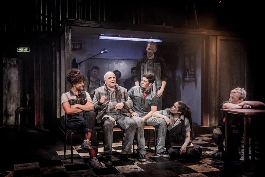 Book tickets for Working at Southwark Playhouse