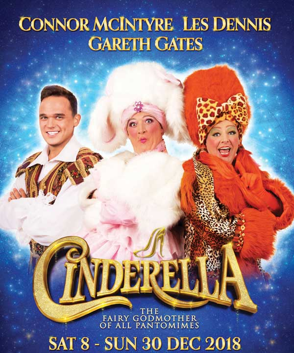 Cinderella Panto in Manchester