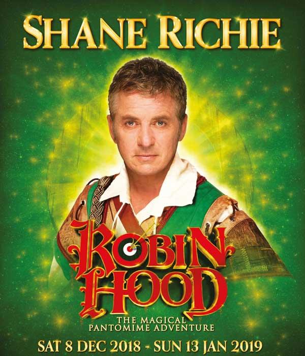 Milton Keynes Pantomime Robin Hood