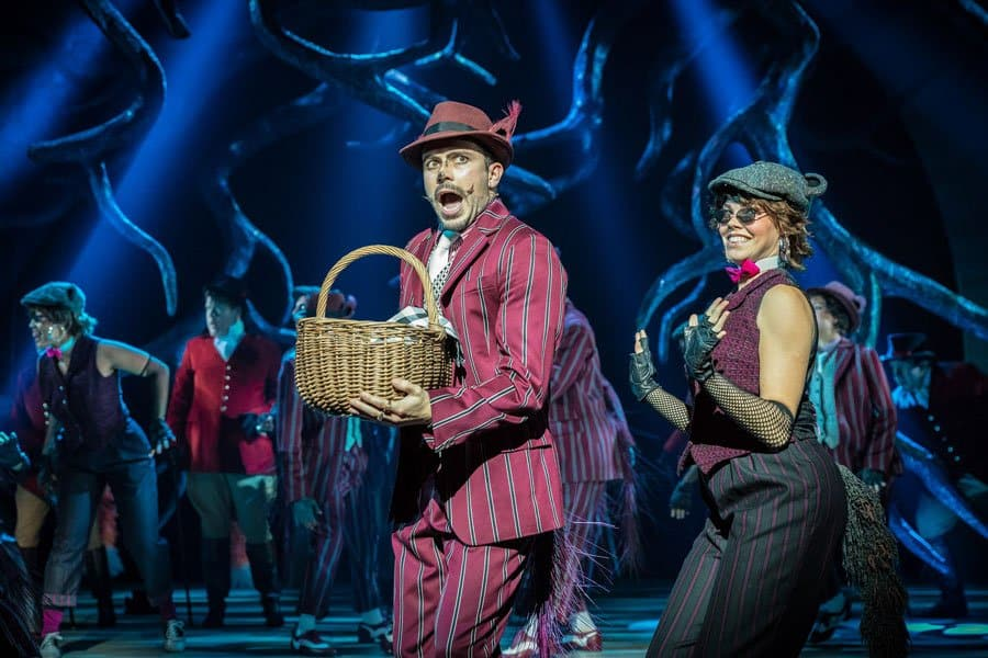 The Wind In the Willows musical