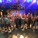 Stephen Schwartz visits the company of Working at Southwark Playhouse
