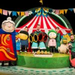Book tickets for CBeebie's hit Sarah and Duck at the Edinburgh Fringe Festival 2017