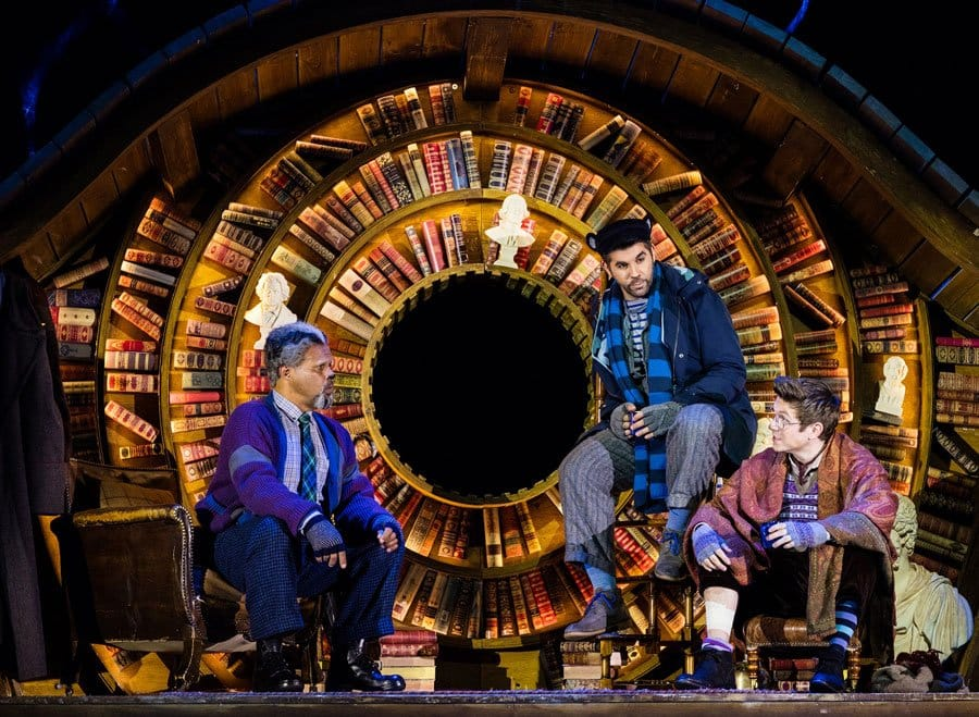 Book tickets for The Wind In the Willows at the London Palladium
