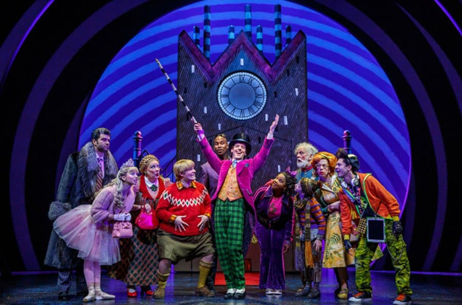 Charlie and the Chocolate Factory - original Broadway Cast Recording