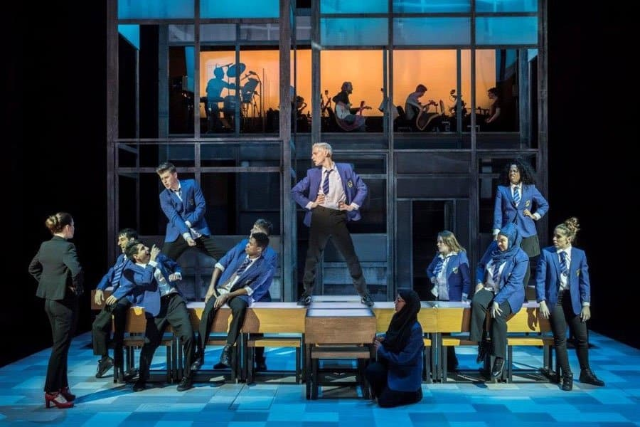 Everybody's Talking About Jamie the musical transfers to the West End