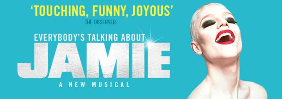 Everybody's Talking About Jamie Tickets On Sale