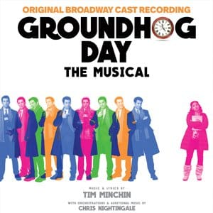 Groundhog Day Broadway Cast Album Review
