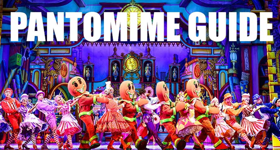 Pantomime Guide 2020 - Places to see Panto this Christmas
