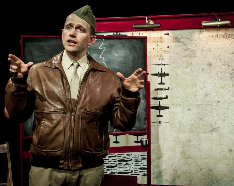 Instructions for American Servicemen in Britain at Jermyn Street Theatre