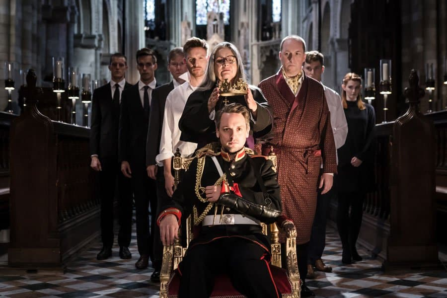 Antic Disposition's Richard III
