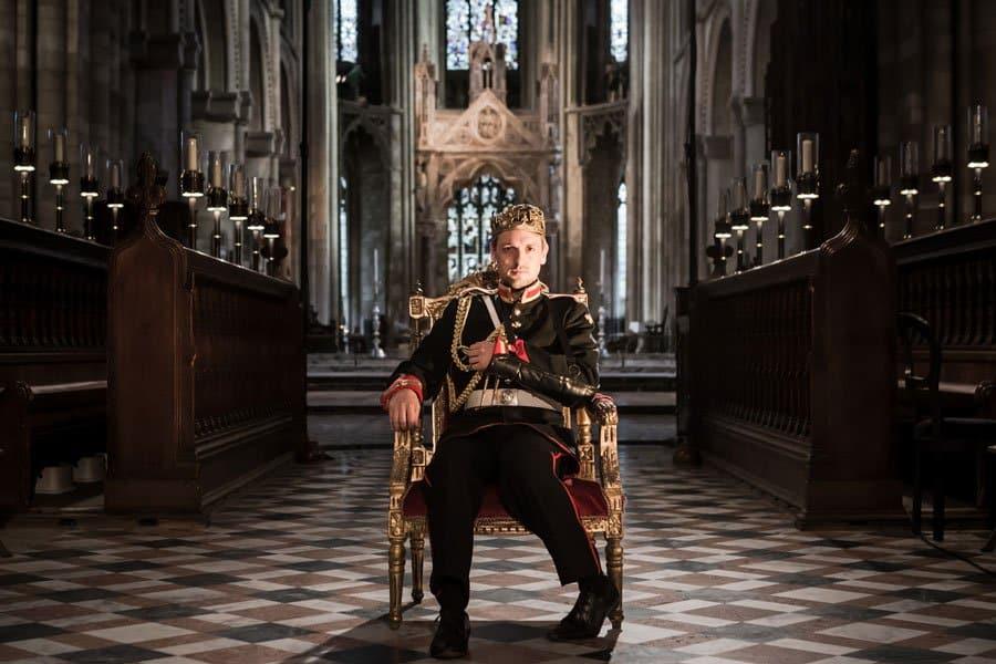 Antic Disposition's Richard III UK Tour