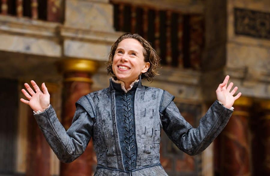 Michelle Terry named as Globe Artistic Director