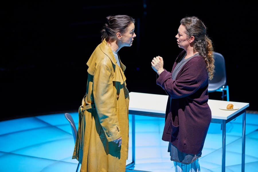 Mosquitoes by Lucy Kirkwood at the National theatre