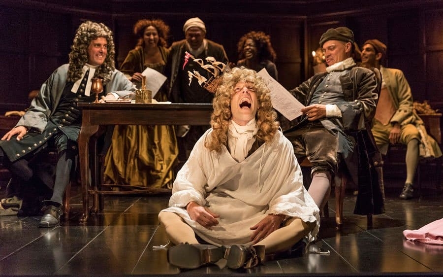 RSC Queen Anne at Theatre Royal Haymarket