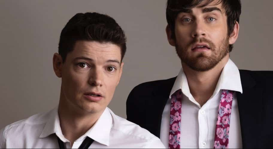 Chris Isaacs and Jeffrey Jay Fowler bring FAG/STAG to the Edinburgh Festival 2017.