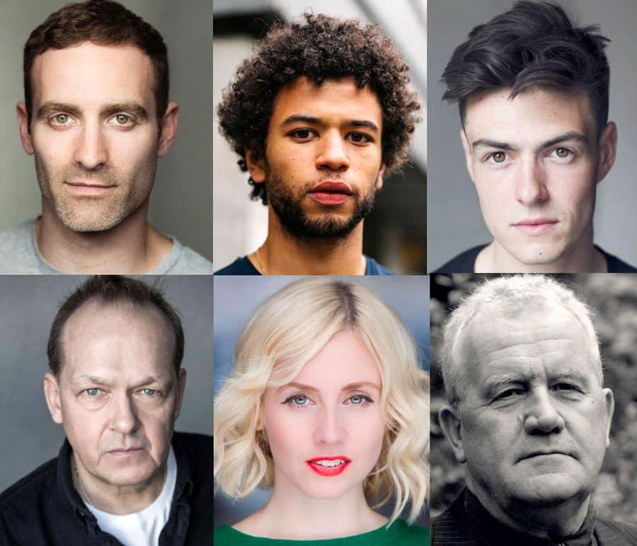 Casting announced for Joe Orton's Loot at Park Theatre and Watermill theatre Newbury