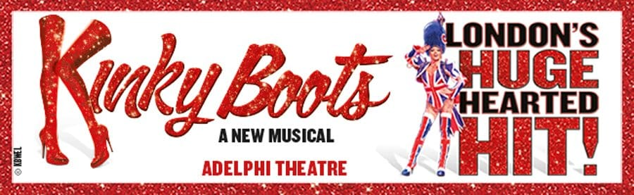 Kinky Boots Tickets London
