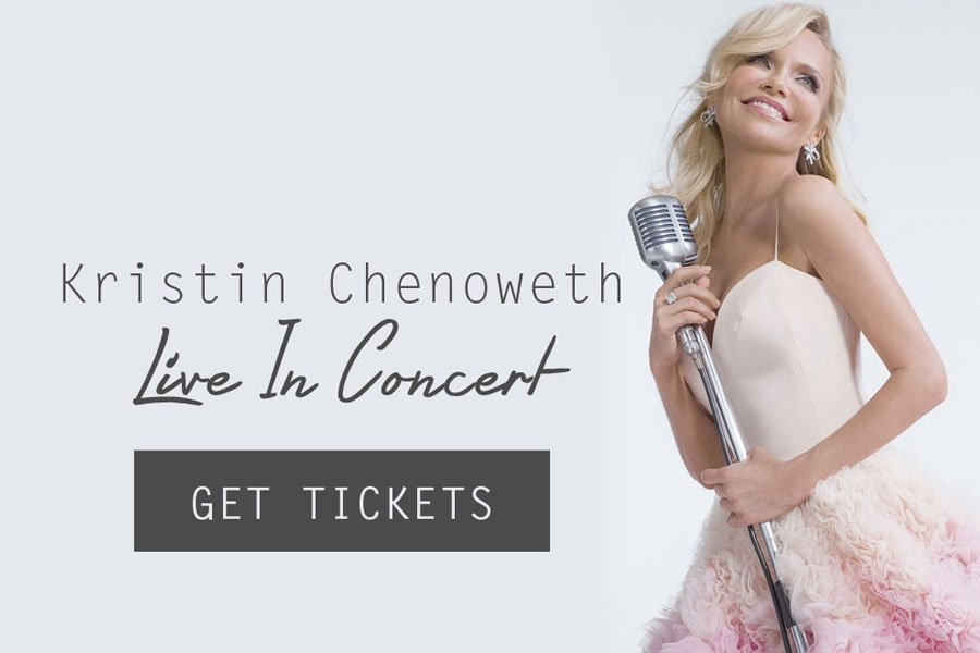 Kristin Chenoweth to appear at London Palladium in October - One sale today