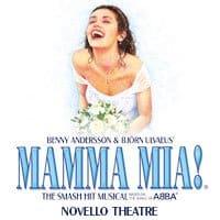 Buy Mamma Mia! London tickets
