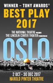 Oslo tickets Harold Pinter Theatre