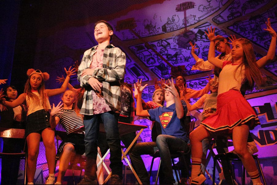 13 the musical