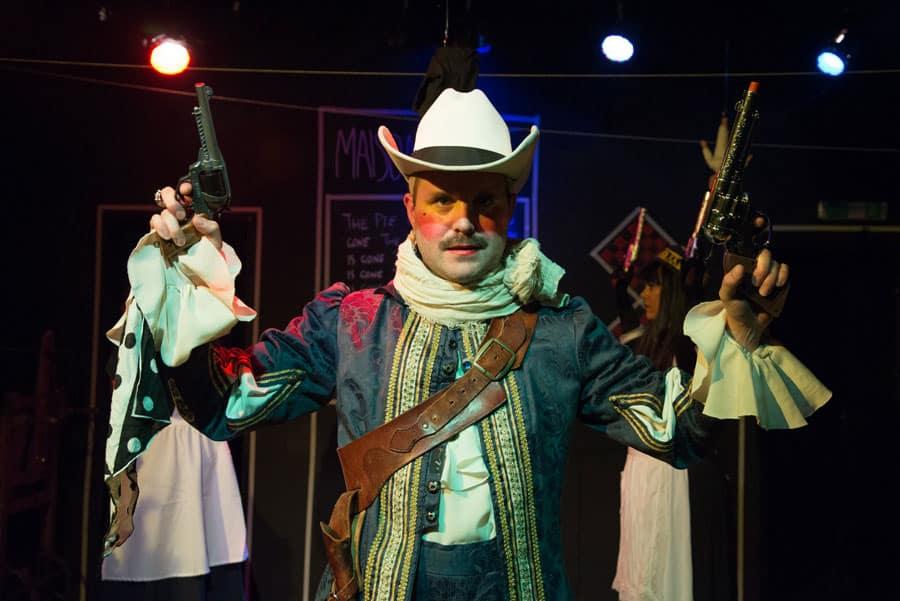 King Cowboy Rufus